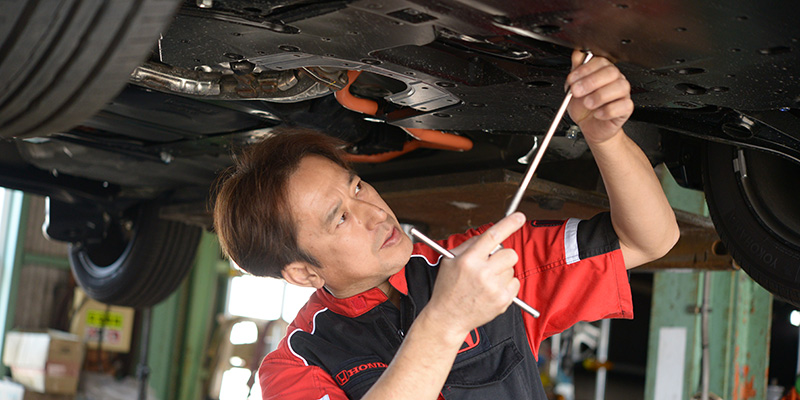 整備・修理・鈑金塗装